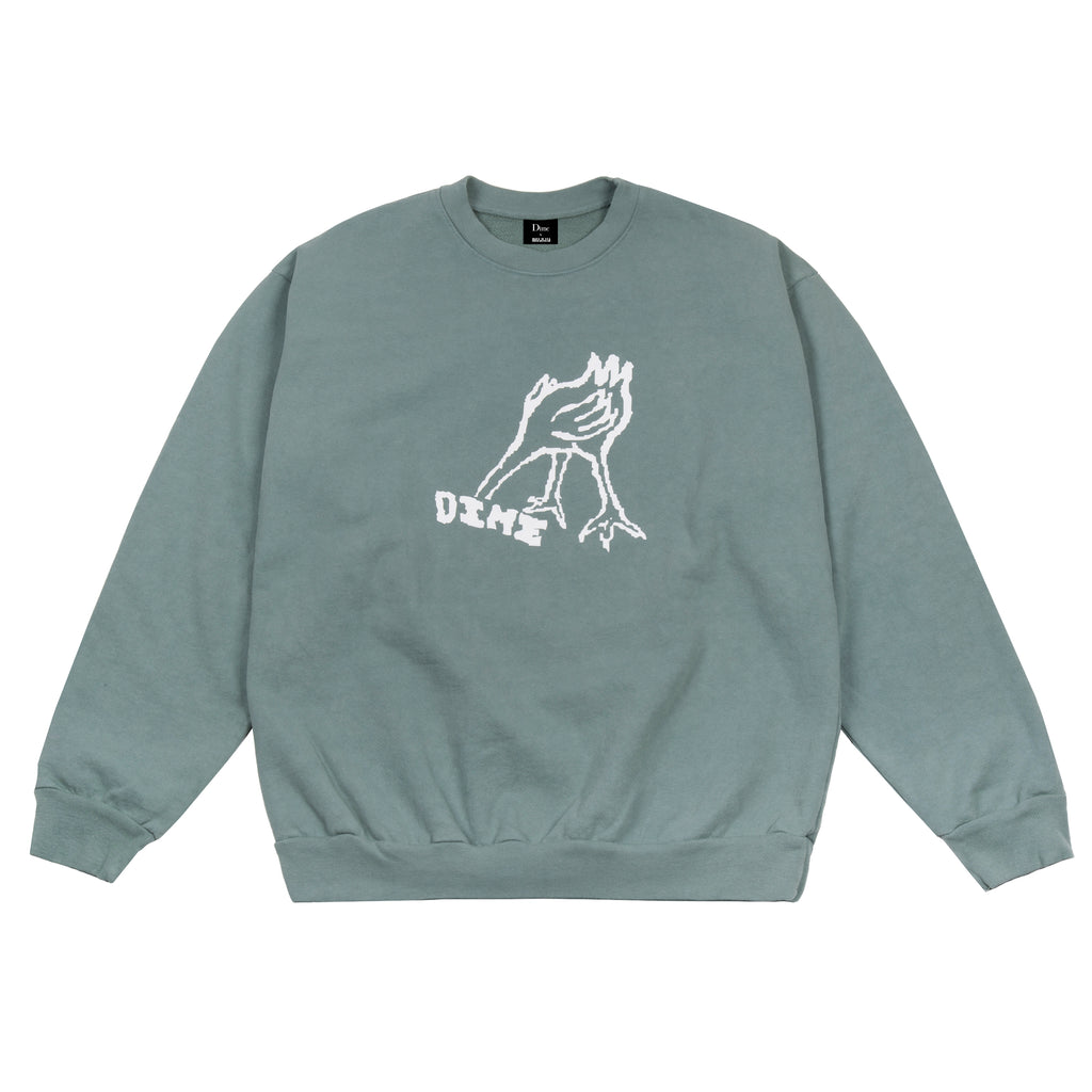 SAFE PLACE CREWNECK