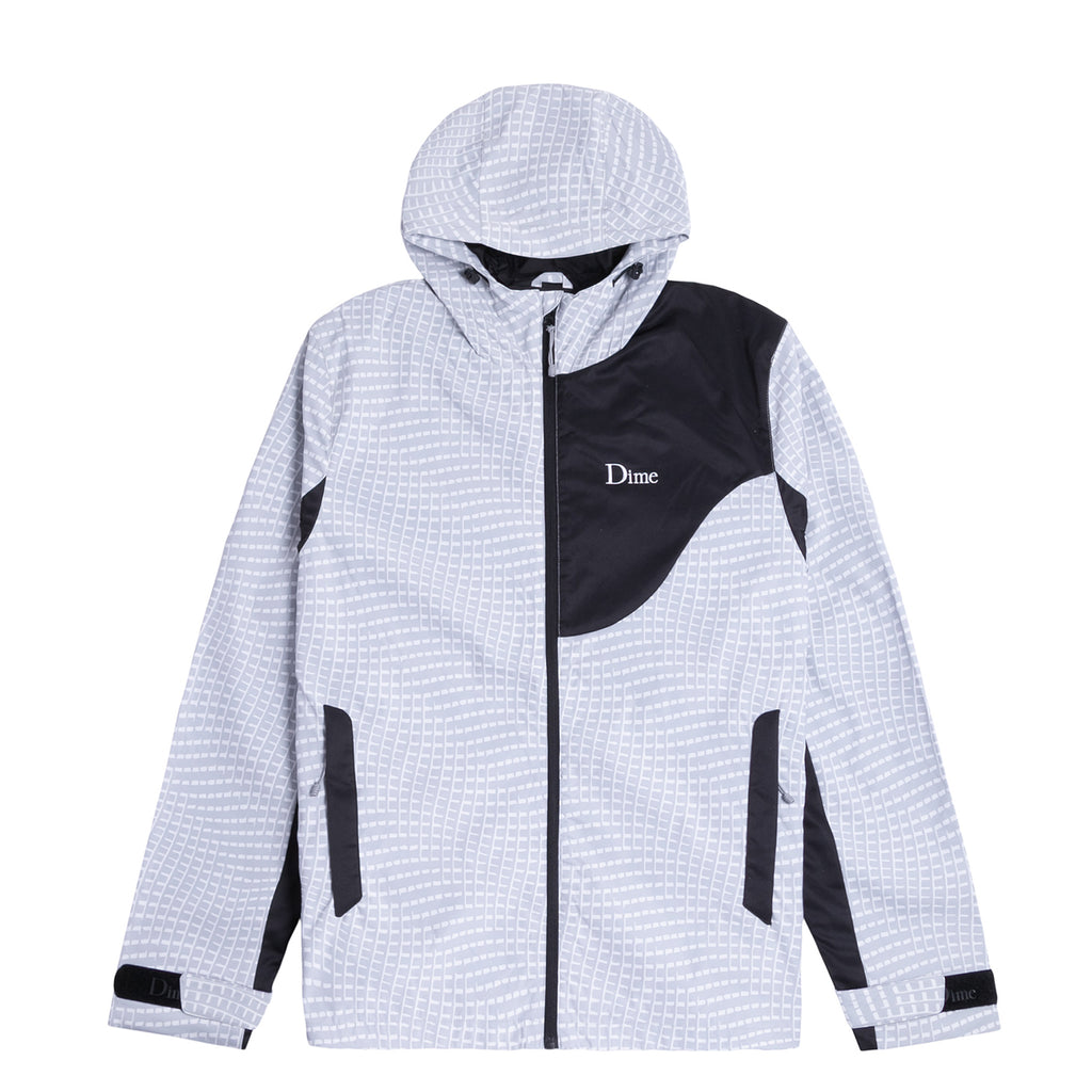 Warp Shell Windbreaker
