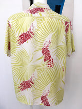Load image into Gallery viewer, 1940s - SUN SURF - Repro Rayon Hawaiian Shirt - Sz. L