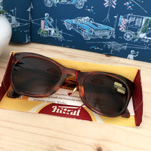 Load image into Gallery viewer, Copy of 1950s - DEADSTOCK - FILTRAL, Germany - Brown Sunglasses