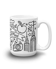 New York State of Mind Premium Mug