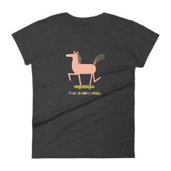 Women's Unicorn Roll T-shirt