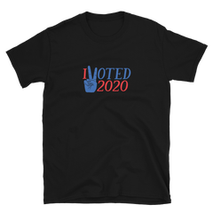 I Voted 2020 Men's T-Shirt