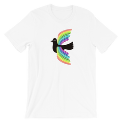 Pride Bird Unisex T-Shirt