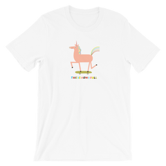 Men's Unicorn Roll T-Shirt