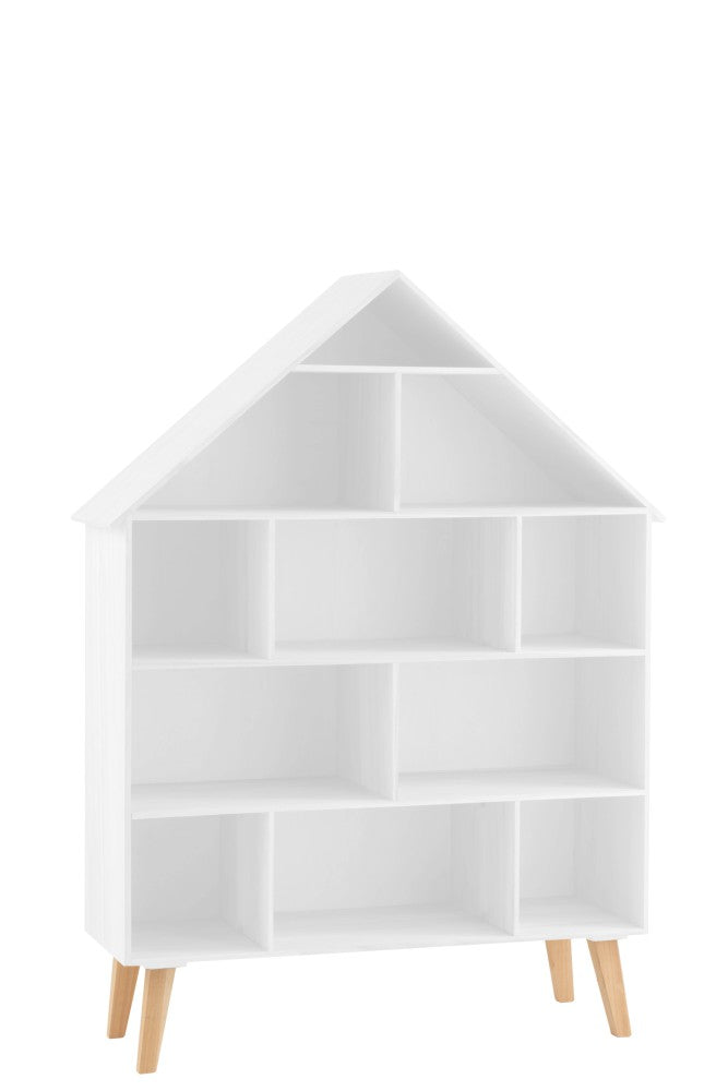 White House Bookcase
