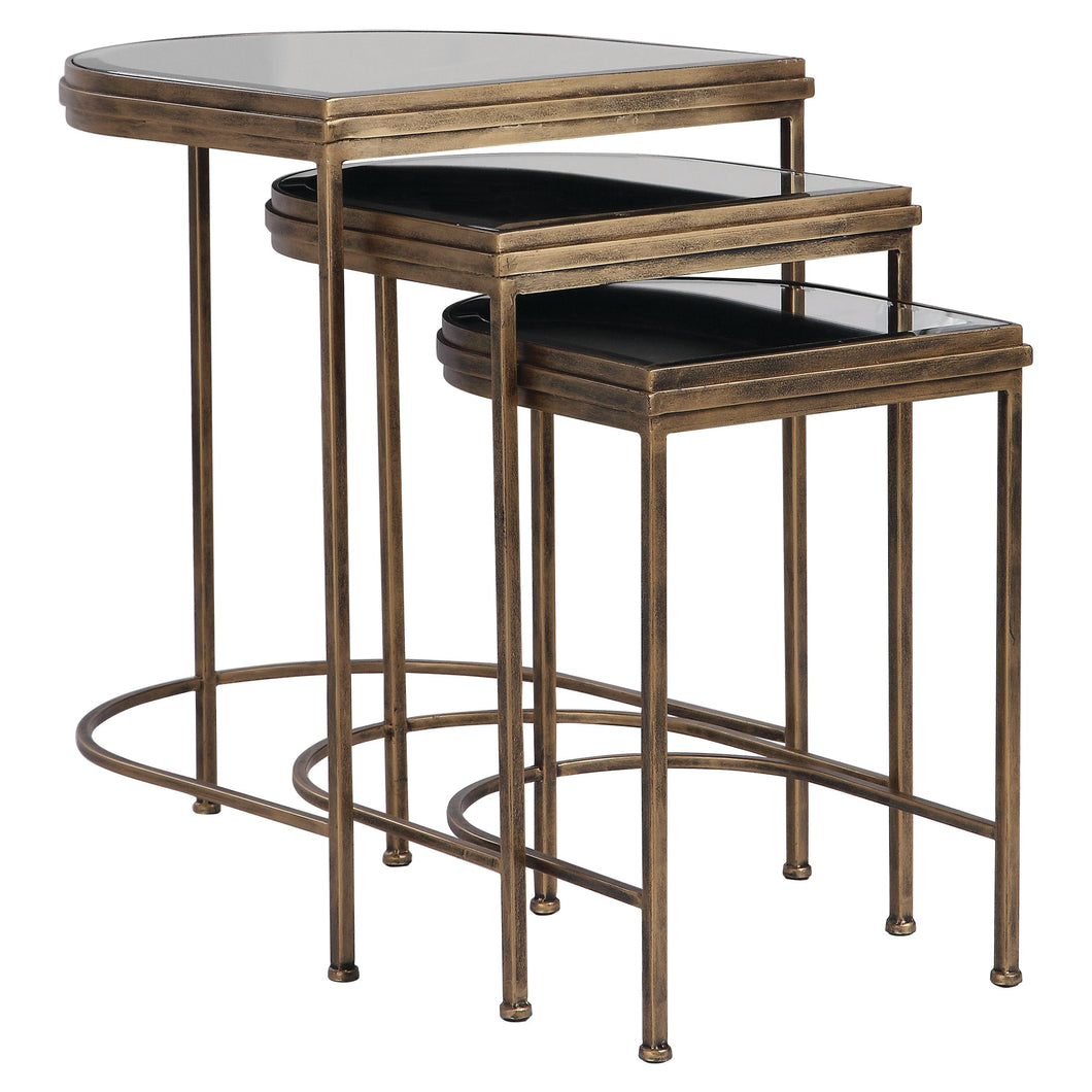 India Nesting Tables Set/3 (24908)