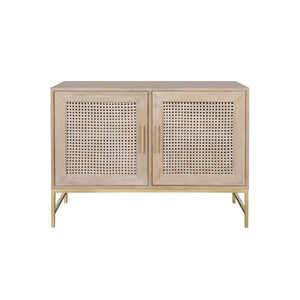 Avoca 2 Door Low Sideboard