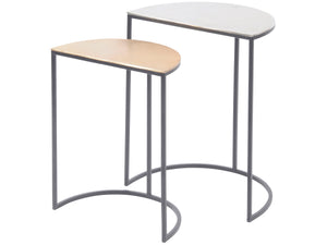 Starburst Set of 2 Tables