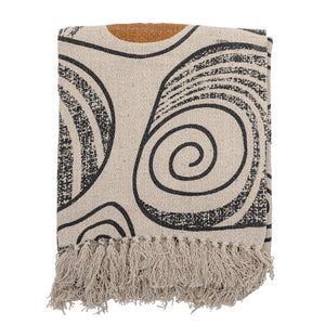 Throw Natural - Recycled Cotton