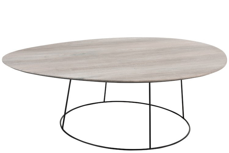 Oval Coffee Table (Large)