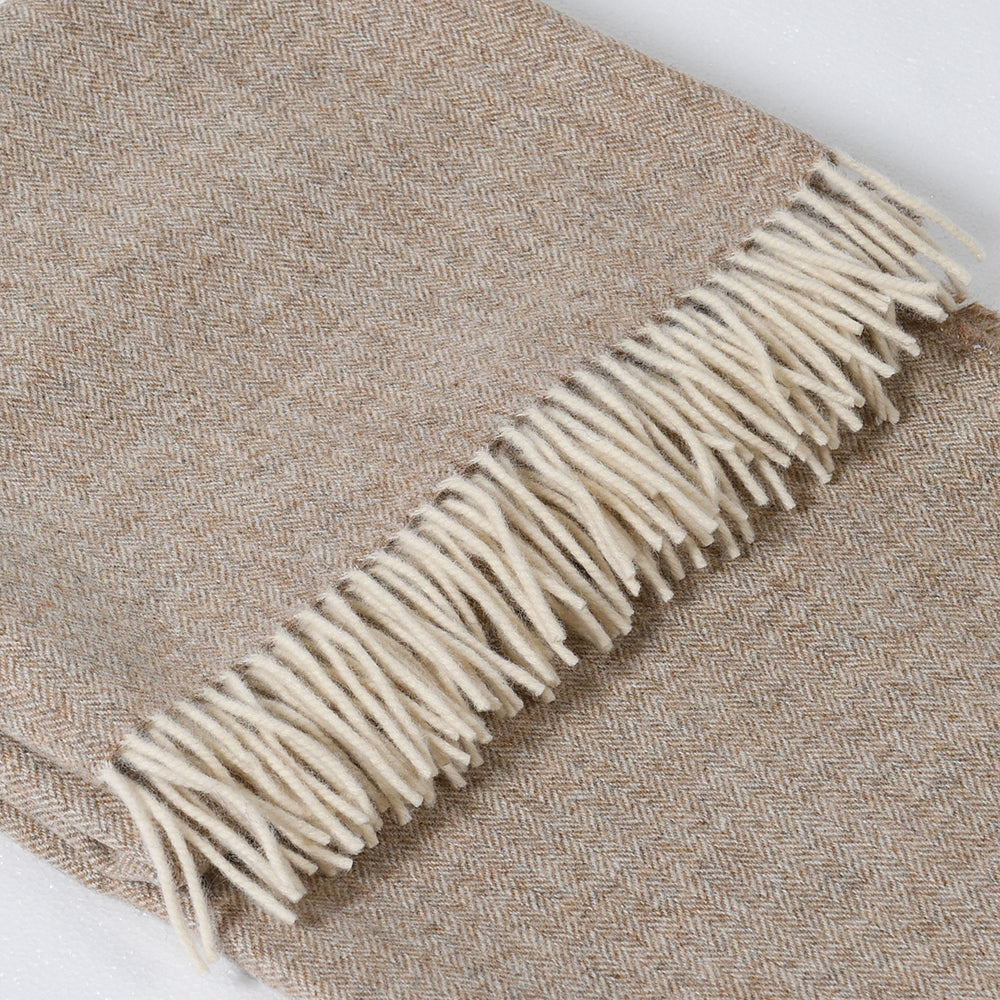 Driftwood Wood Throw