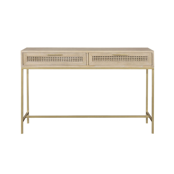 Avoca 2 Drawer Console Table