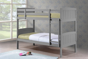 Cassie Bunk Bed Grey