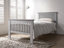 Load image into Gallery viewer, Texas Bed Frame - Grey or White