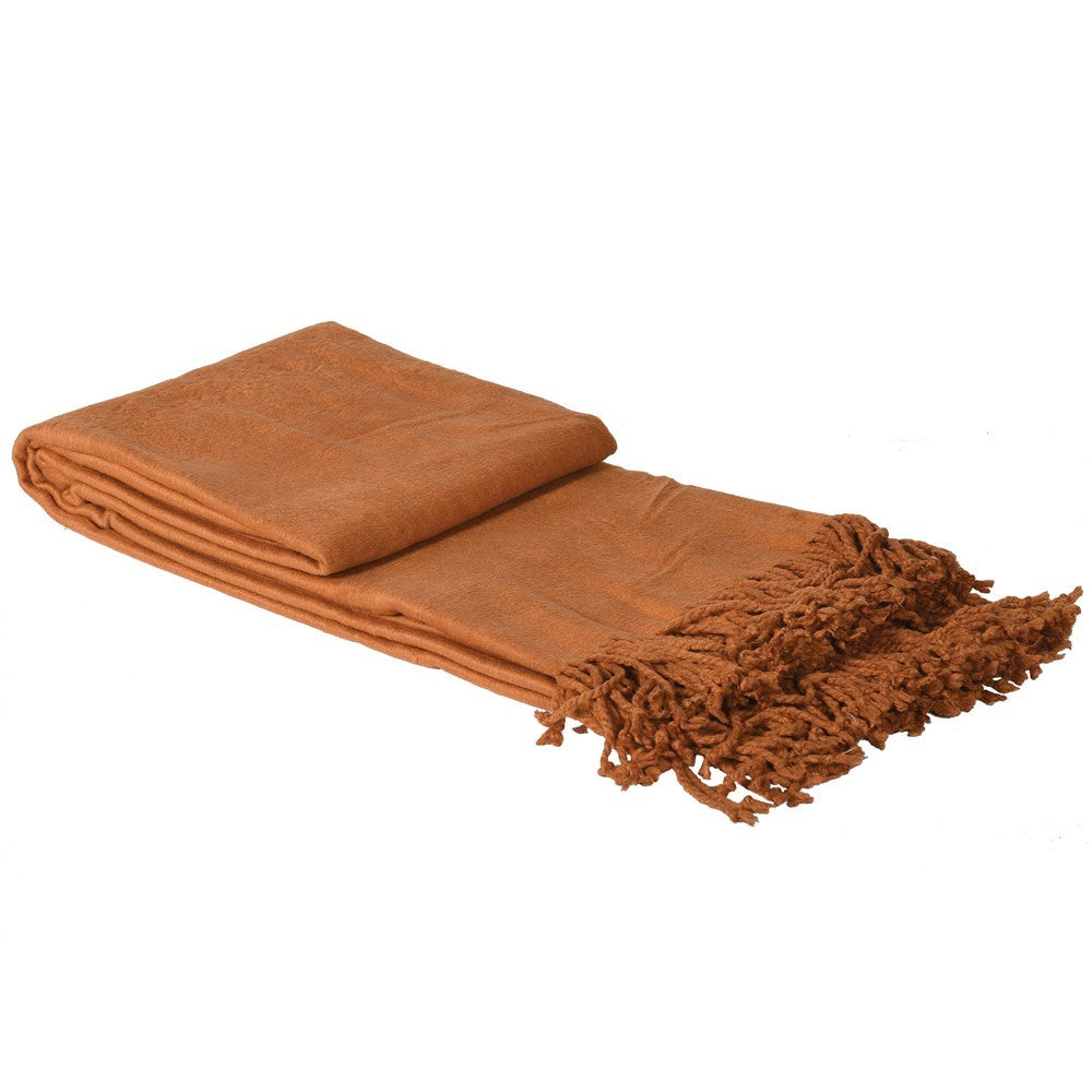 Bamboo Fibre Throw