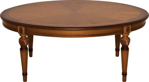 Liberty Oval Coffee Table