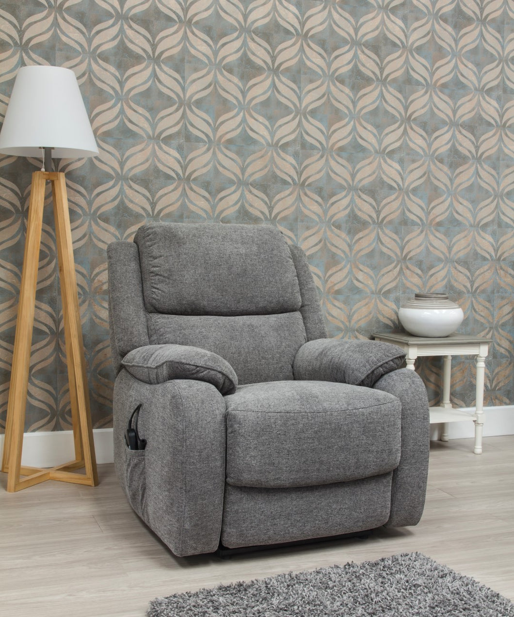 Parnell Lift & Rise Recliner (Fabric)