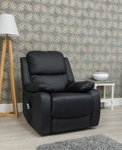 Parnell Lift & Rise Recliner (Leather)