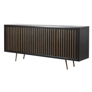 Beatrice Slatted Sideboard