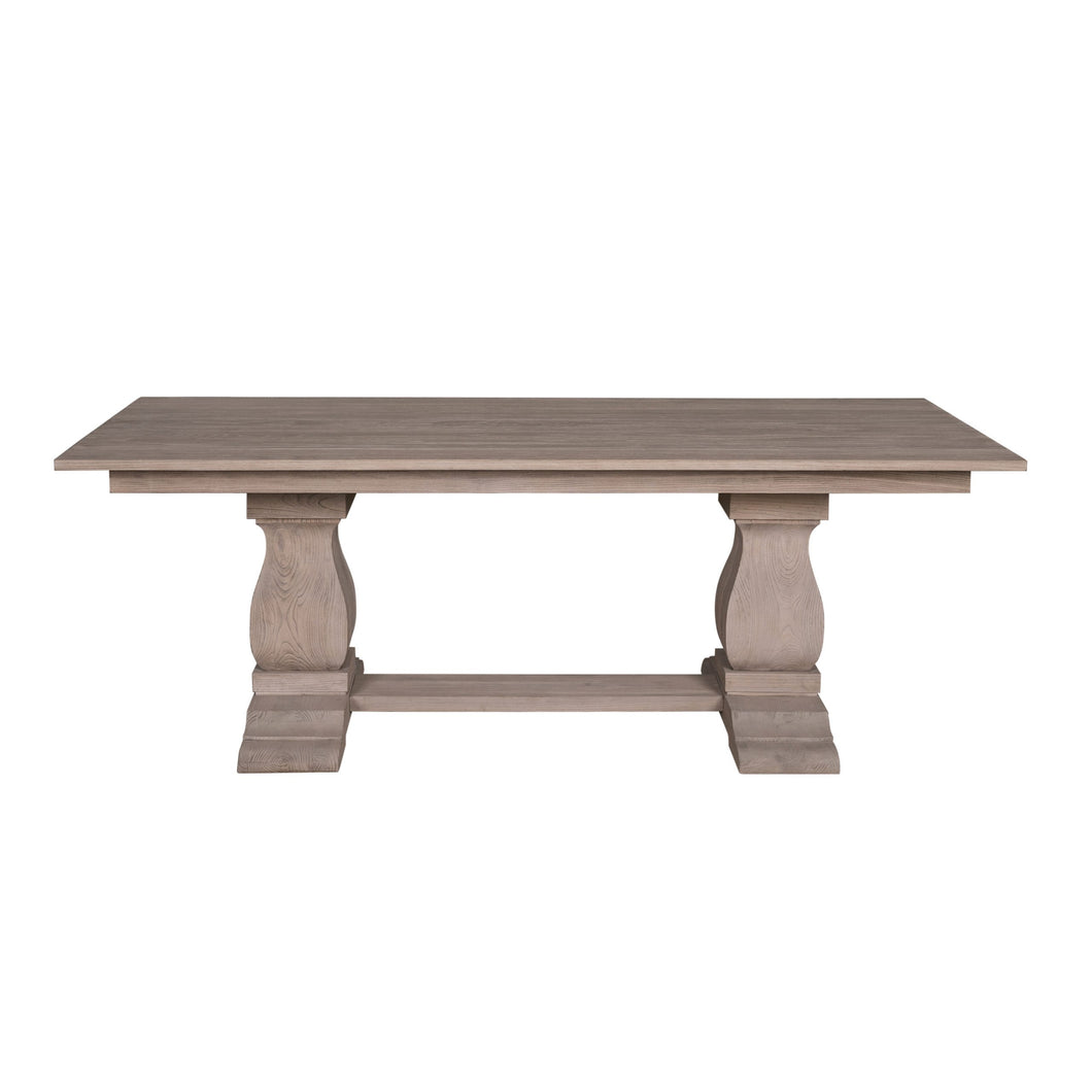 Rochelle 220cm Twin Pod Dining Table