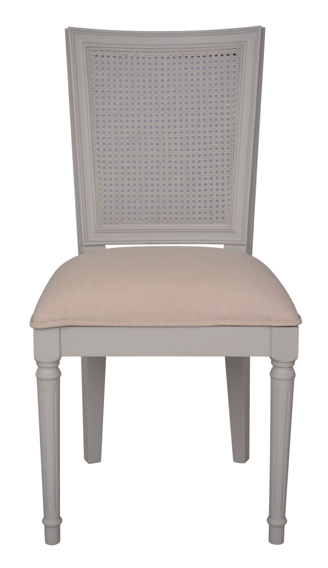 Rochelle Dining Chair – Rattan Back
