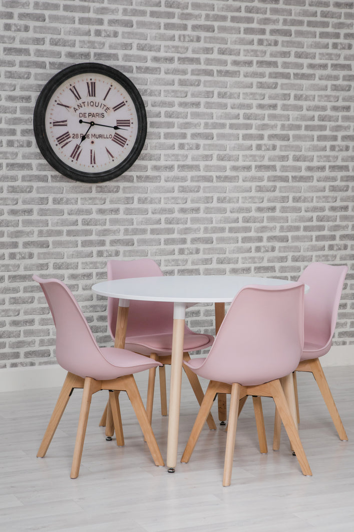 Urban Round Dining Table