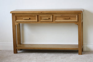 Westminster Large Console Table