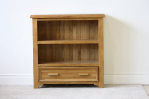 Westminster Low Bookcase