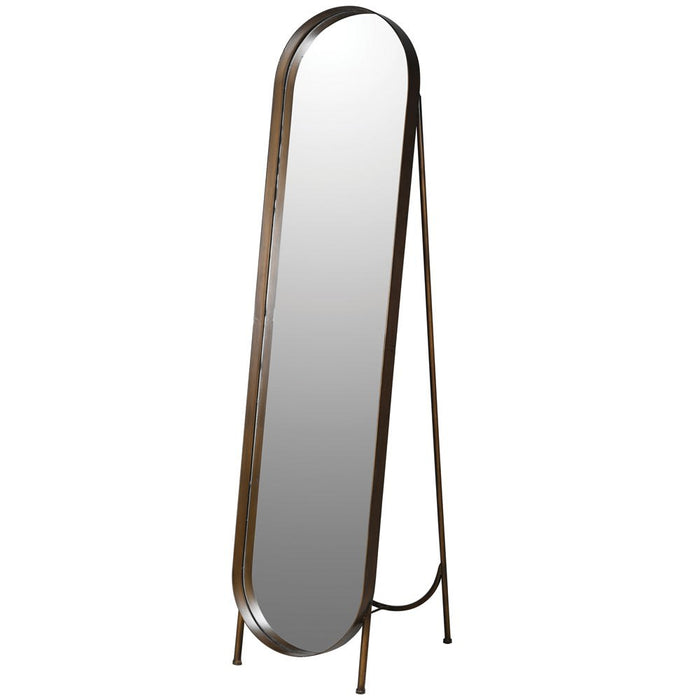 Oblong Cheval Dressing mirror
