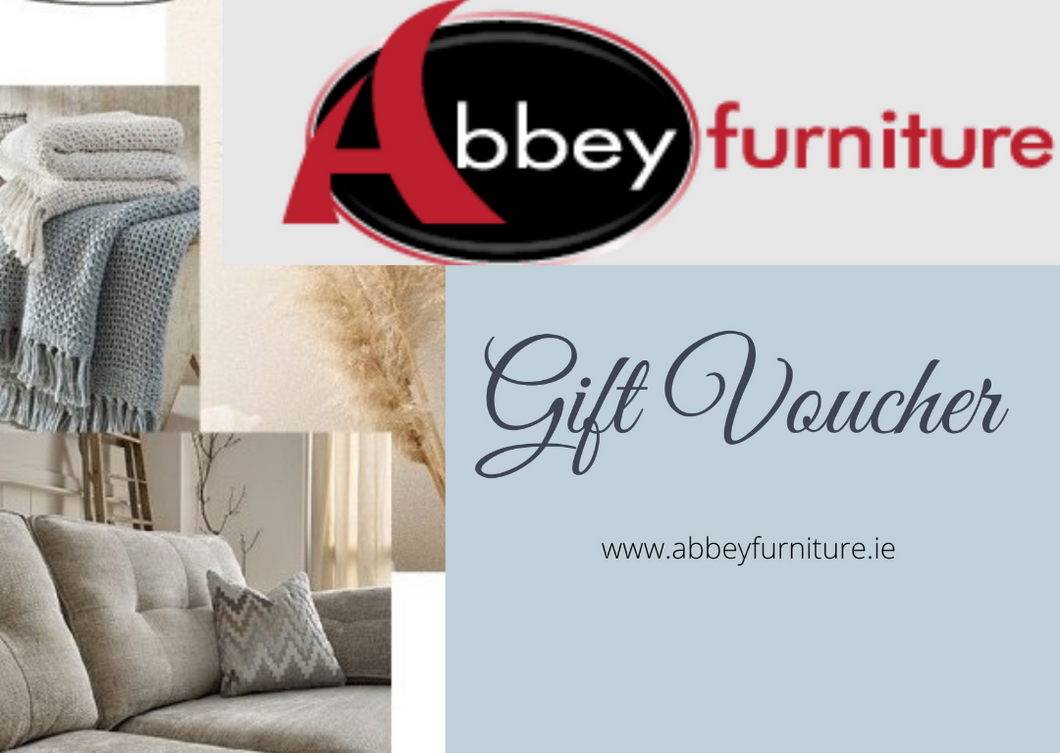Abbey Furniture  - Gift Voucher