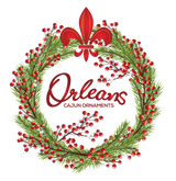 Orleans Cajun Ornament and Gifts