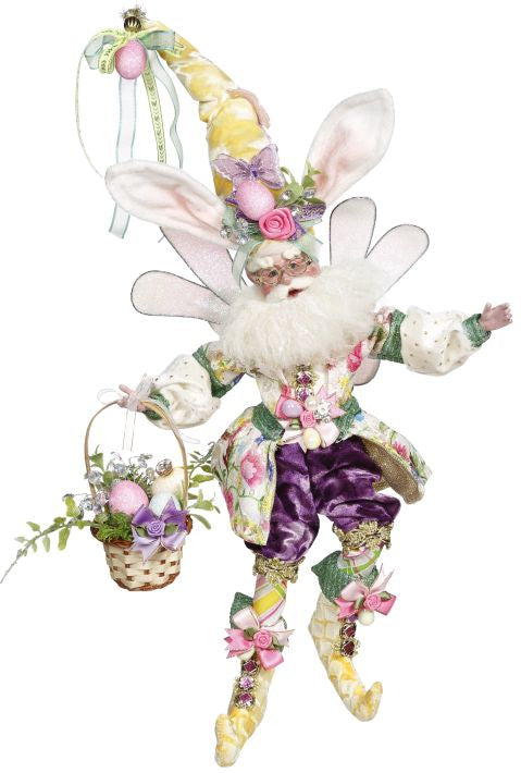 Easter Basket Fairy, Medium - 17 inches
