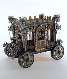Katherine's Collection Krooked Kingdoom Carriage