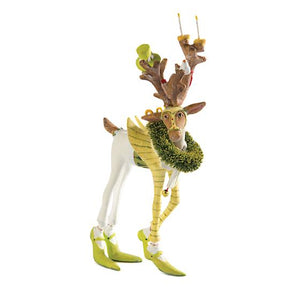 Patience Brewster Dash Away Prancer Reindeer Ornament