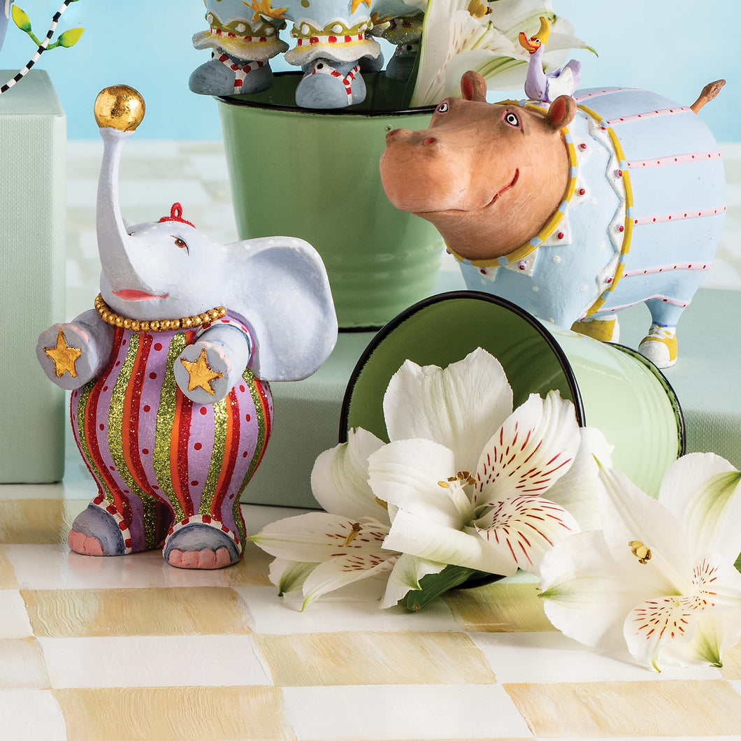 Patience Brewster Jambo Anika Elephant Ornament
