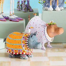Load image into Gallery viewer, Patience Brewster Jambo Ralph Rhino Ornament