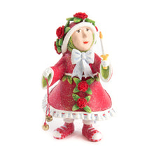 Load image into Gallery viewer, Patience Brewster Dash Away Donna's Elf Ornament