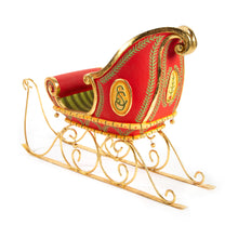 Load image into Gallery viewer, Patience Brewster Dash Away Sleigh Figure