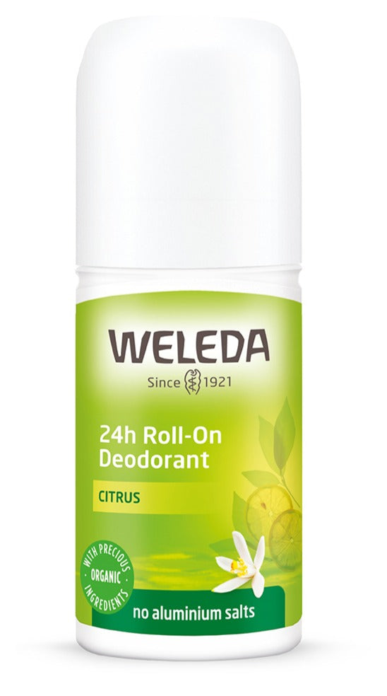 Citrus 24hr Roll On Deodorant 50ml