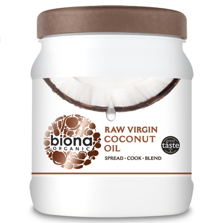 Organic Raw Unrefined Coconut Oil 800g