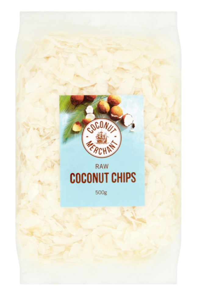 Raw Coconut Chips 500g