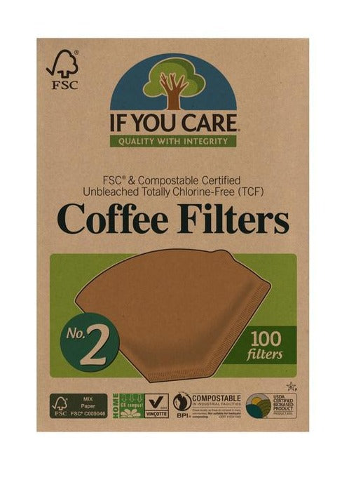 No 2 Coffee Filters