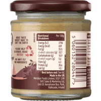 Organic Smooth Cashew Nut Butter 170g
