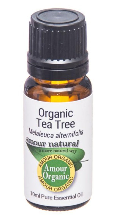 Organic Tea Tree Pure Essential Oil 10 ml