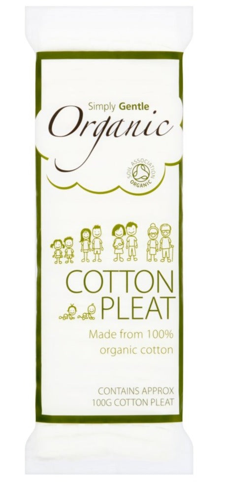 Organic Cotton Pleat