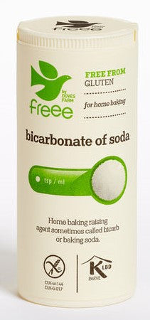 Gluten Free Bicarbonate of Soda 200g