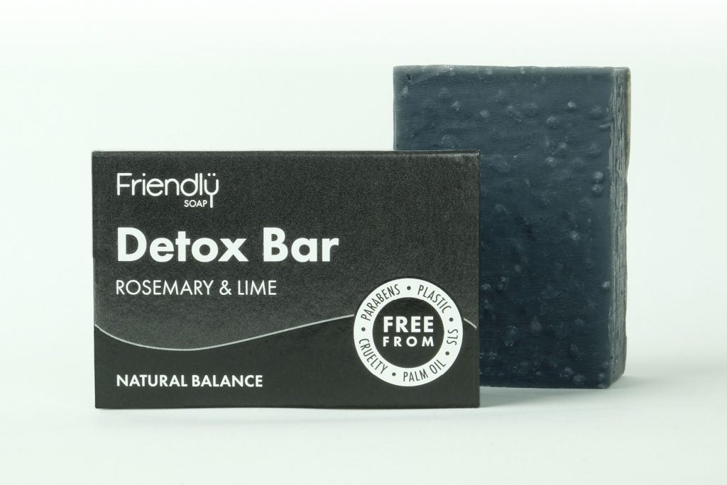 Soap - Detox Bar - 95g pH 8-9