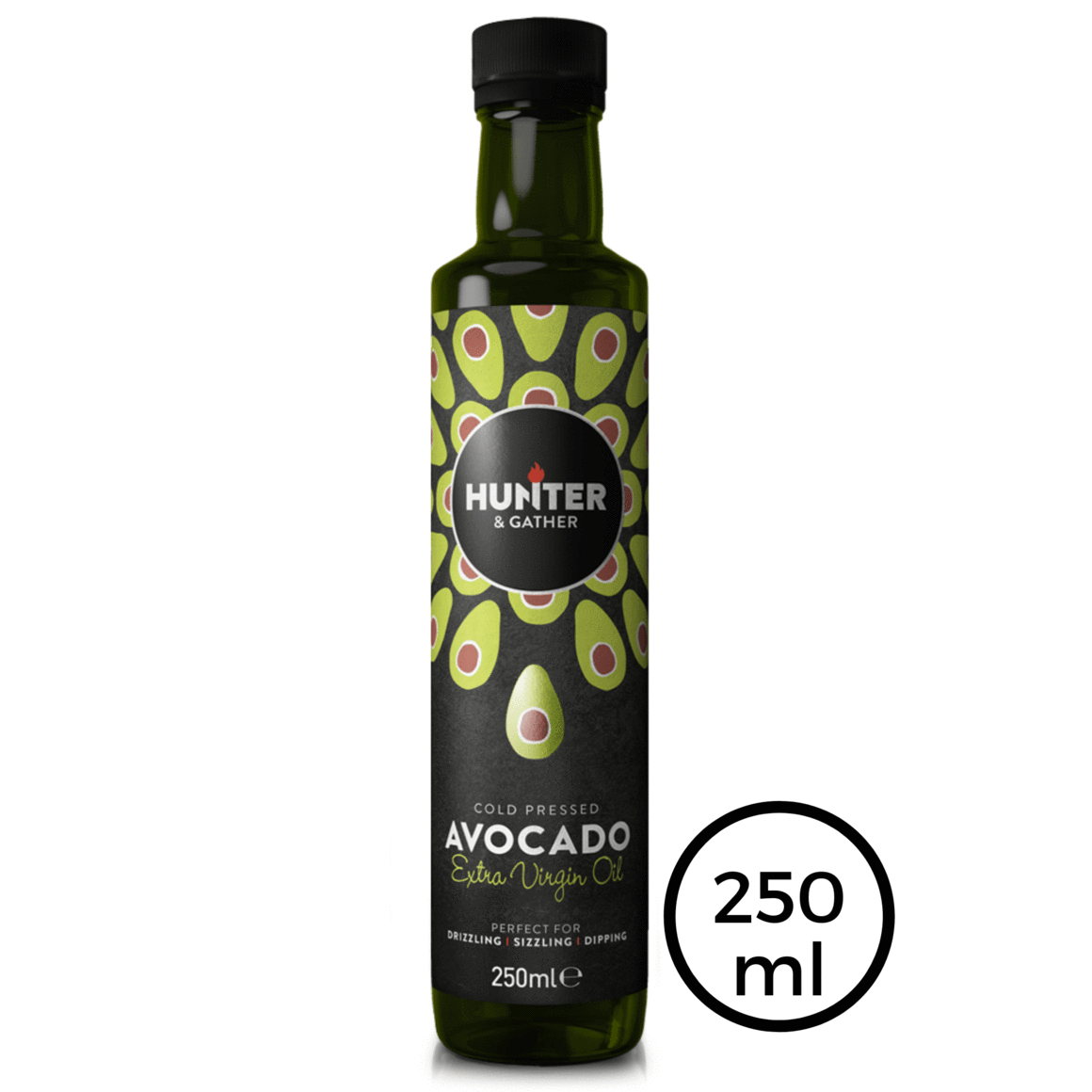 Cold Pressed Extra Virgin Avocado Oil - 250ml