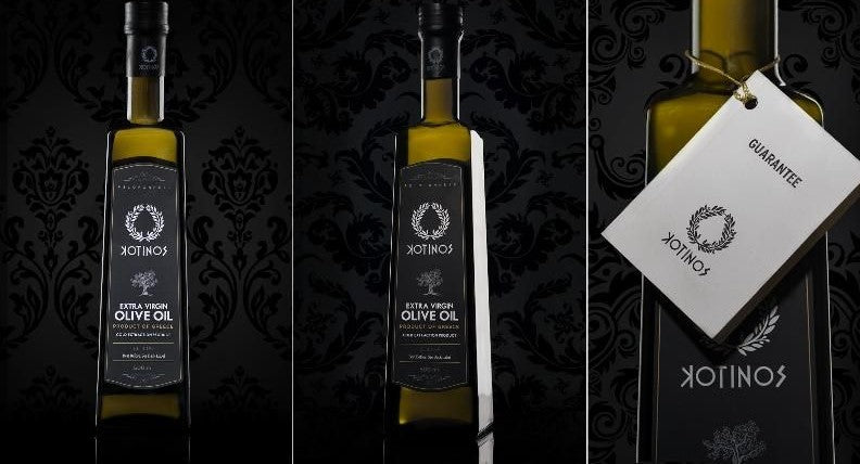 Extra Virgin Olive Oil - Unfiltered - Greek - 500 ml